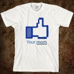 Facebook Like IPO t-shirts