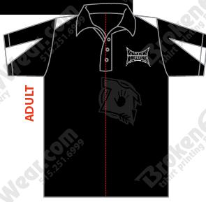 Custom Coach Shirts