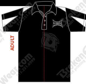 Custom Coach Shirts