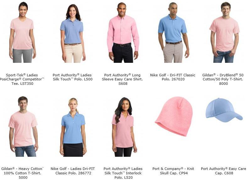 pantone shirts 2