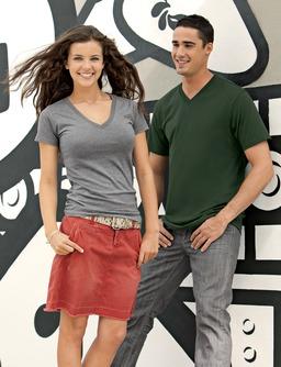 partial tuck t-shirt fashion