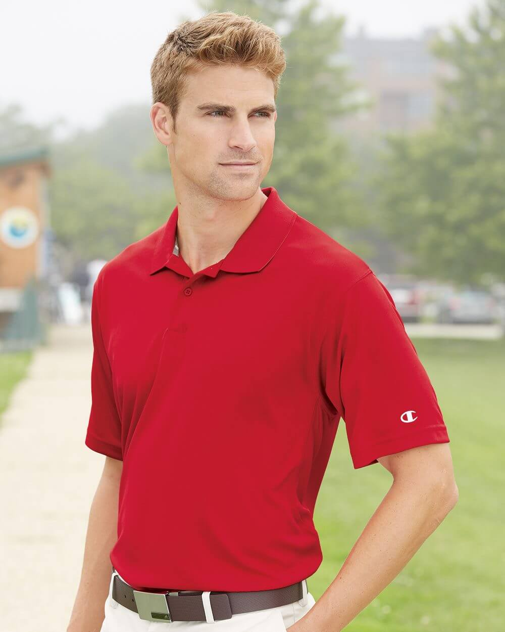 High Tech T-Shirts and Polos for Working Outdoors