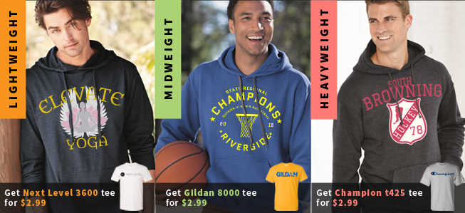 Hoodie Selection Guide: We Have The Right Hoodie For You!