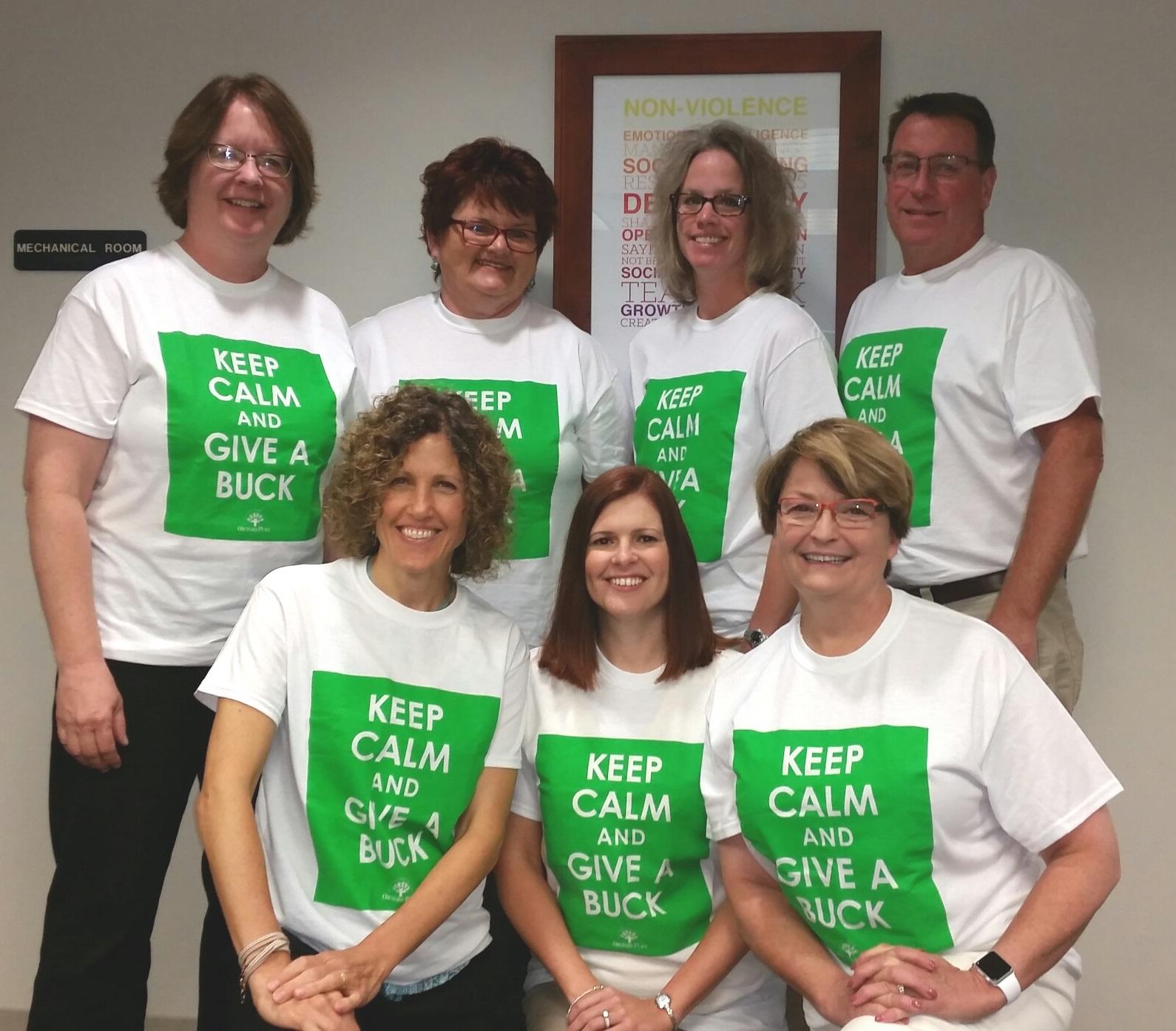 Custom Fundraising T-Shirts