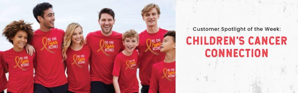 Broken Arrow T-Shirt Printing Fundraising for Cancer