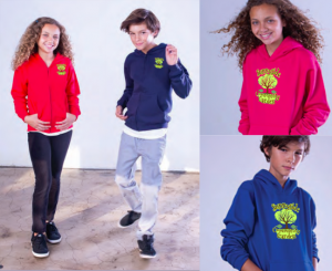 Custom Youth Hoodies for Non-Profits