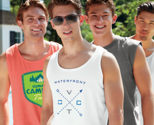 Custom Bro Tanks: Style Rules