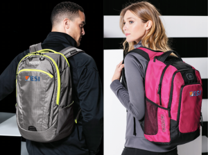 Smart Buy: Custom Embroidered Backpacks