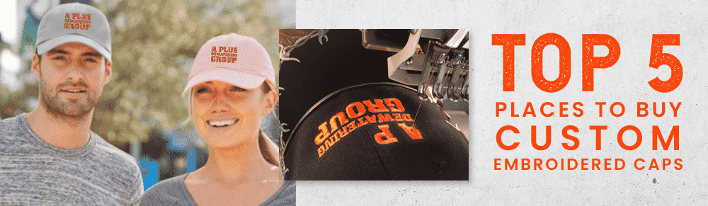 7a168cdb Top 5 Best Places to Buy Custom Embroidered Caps BEST REVIEWS, Updated May  22, 2019 If you want to learn where to buy custom embroidered caps online  for ...