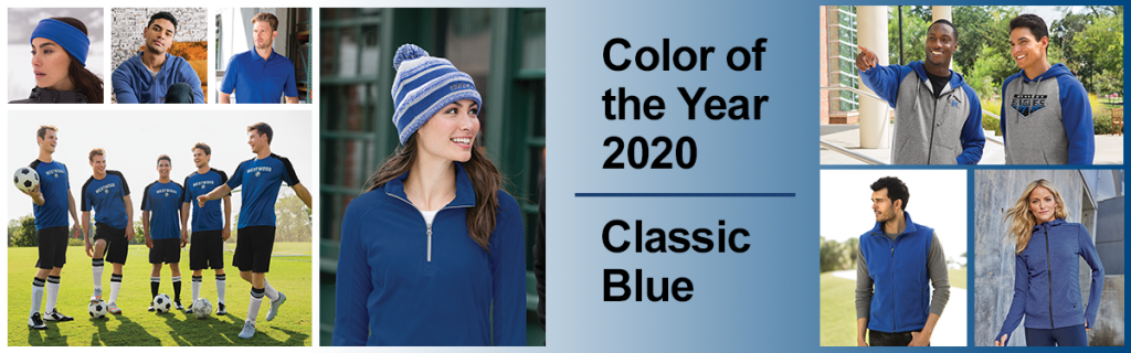 2020 PANTONE COLOR OF THE YEAR FOR CUSTOM APPAREL