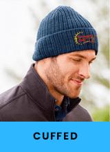 25617cb87 Custom Embroidered Beanies   Custom Knit Caps