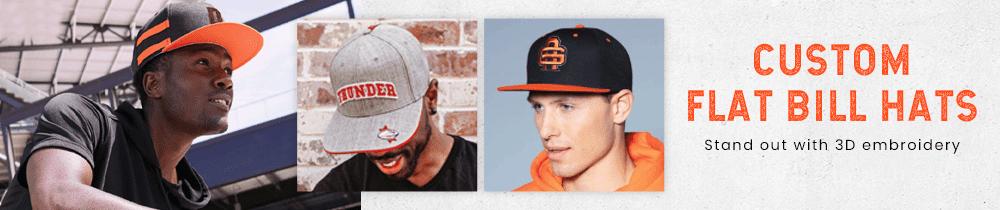 flatbill hats