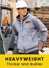custom heavyweight hoodies