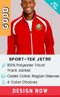 good track jacket