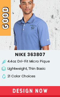 24864c5e0e3 Custom Embroidered Nike Dri-FIT Polo Shirts