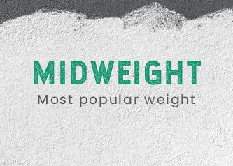 midweight crewneck