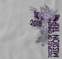 Custom Christian Design & Screen Printing Services
