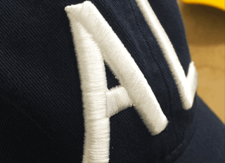 3D Puff Embroidery Hats Customized
