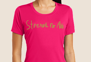 strength for ava