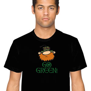 Go Green St. Patty's day Shirt