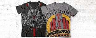 silkscreen shirts