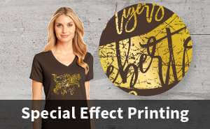 special effect printing