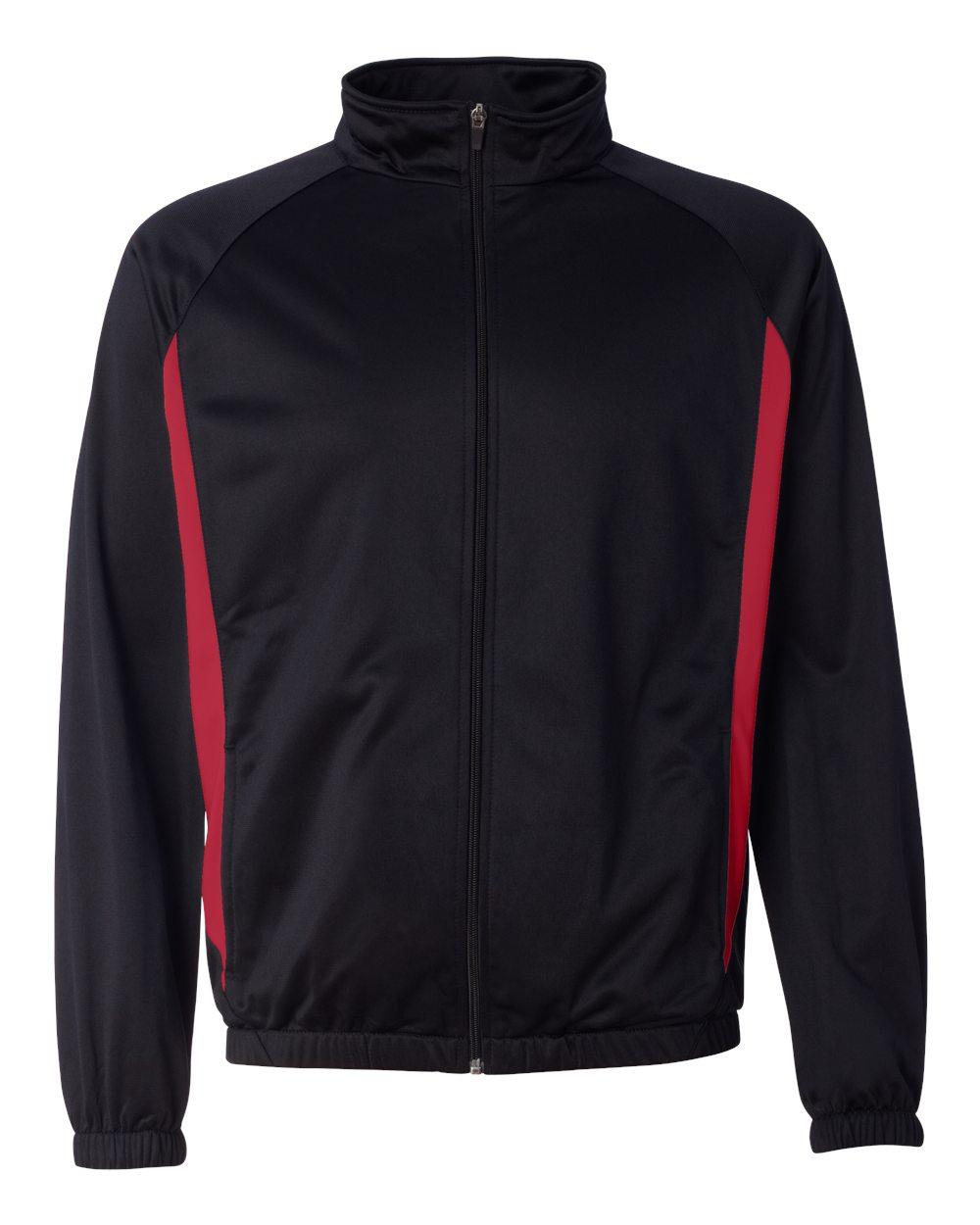 Brushed Tricot Jacket