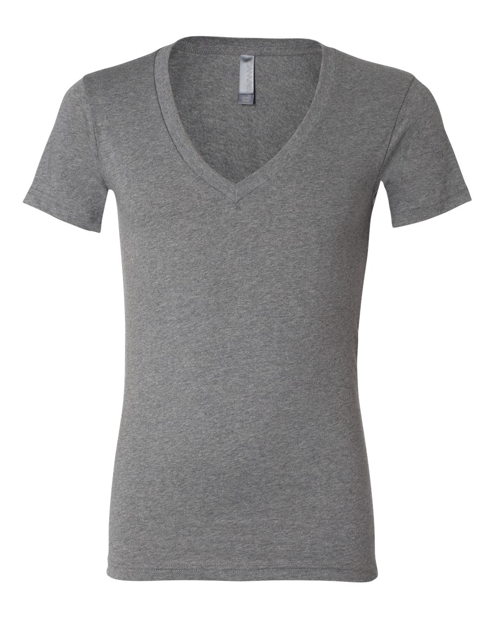 Custom Juniors V-Neck T-Shirts - No Minimum d0c838061