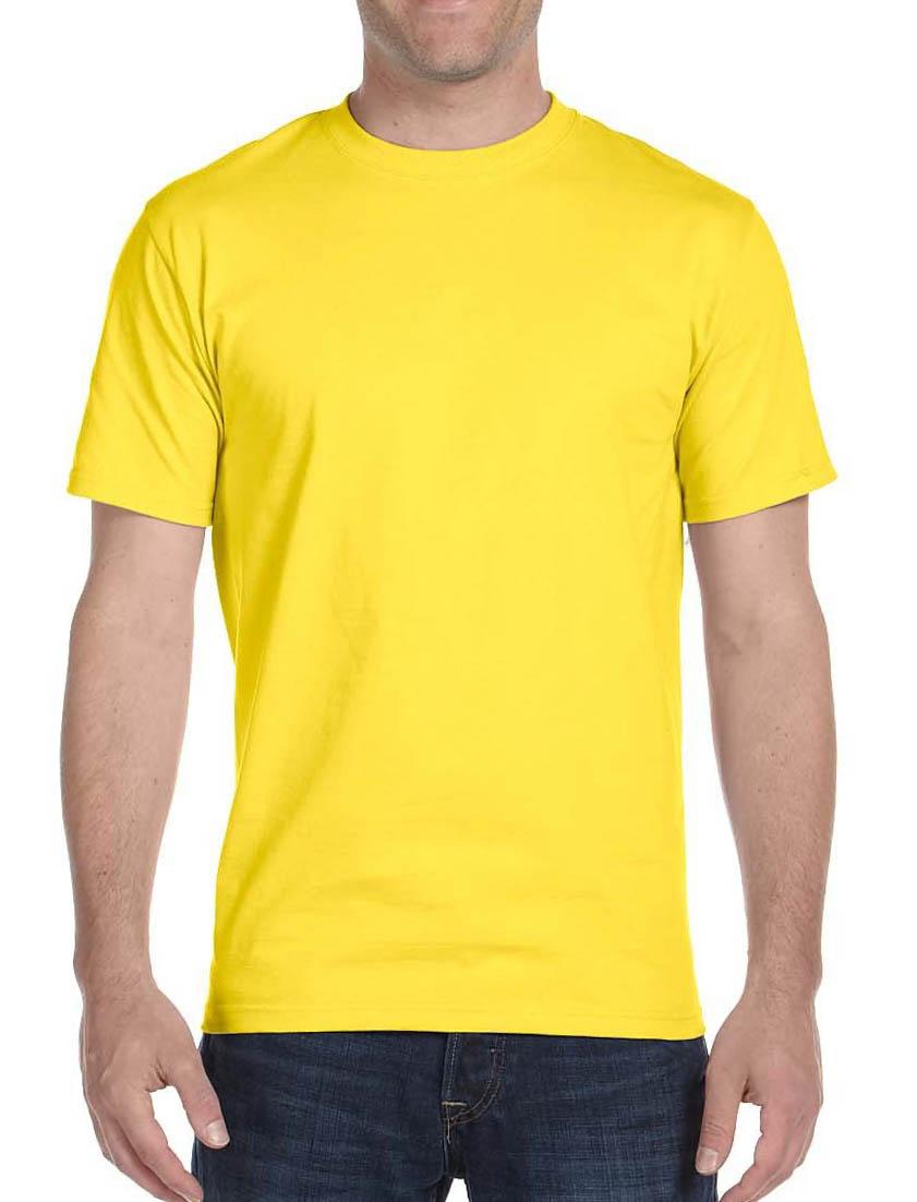 55 Oz 100 Heavyweight Cotton Tee Shirt Screen Printing Cheap