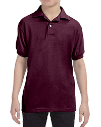 Embroidered Kids School Polo Shirts