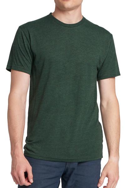 bde5d06017 Customizable Unisex Tri-Blend T-Shirts. Next Level 6010