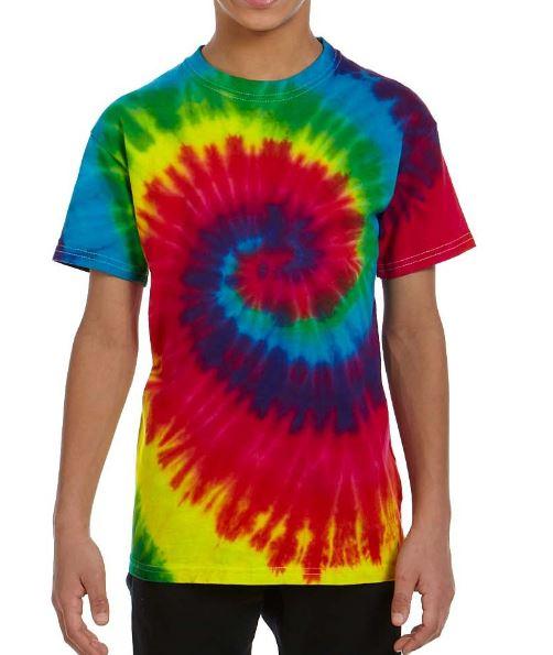 Tie-Dye CD100Y