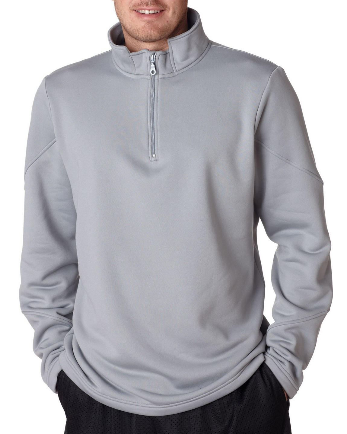 Custom Quarter Zip Sweatshirts Half Zips