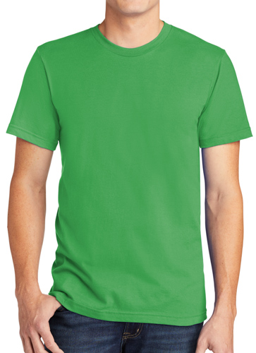 a044476b Fruit of the Loom L3930R. American Apparel 2001W. 4.3oz Imported T-Shirt