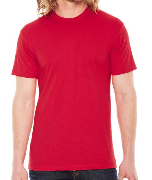5f2283036 Custom 50/50 Cotton/Polyester Blend T-Shirts