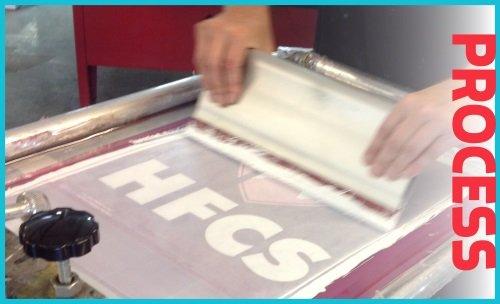Custom Silk Screen Printing | Broken Arrow