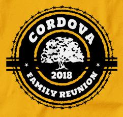 Custom Family Reunion Shirt Printing